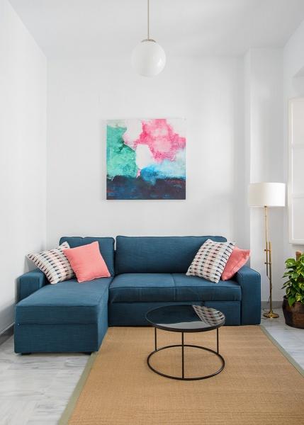 reportaje fotográfico apartamento Alameda
