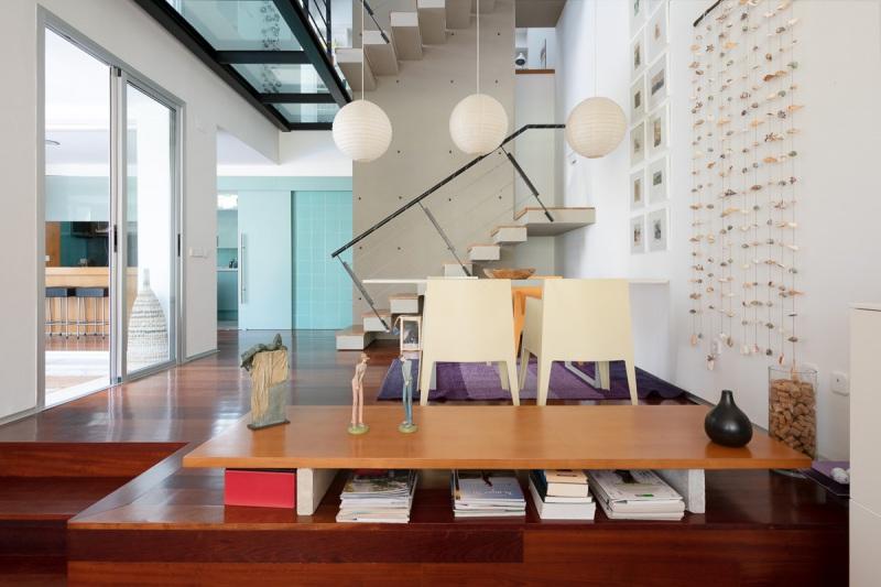 fotografía de arquitectura e interiorismo casa unifamiliar