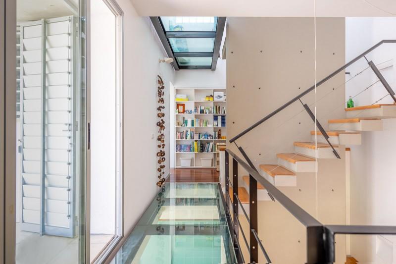 Arquitectura interior casa Los Canales Golf