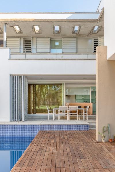 fotos de arquitectura interior de vivienda unifamiliar