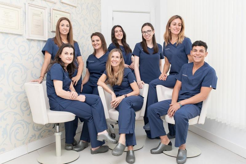 fotos corporativas clínica ele dental