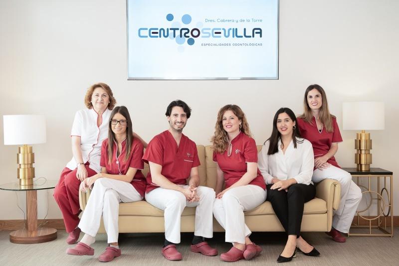 retrato corporativo profesional clínica centro sevilla