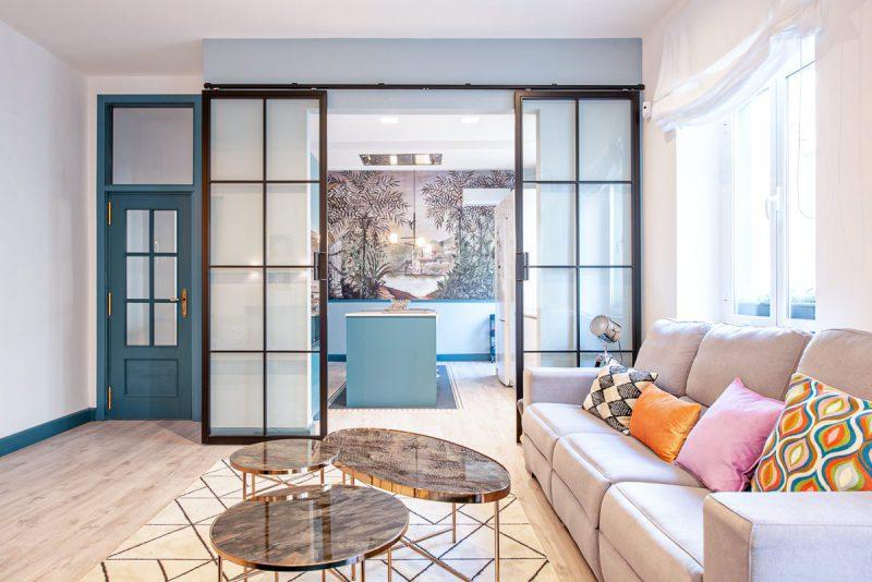 fotografías interiorismo casa sevillana