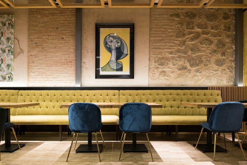 reportaje fotográfico restaurante Macorina