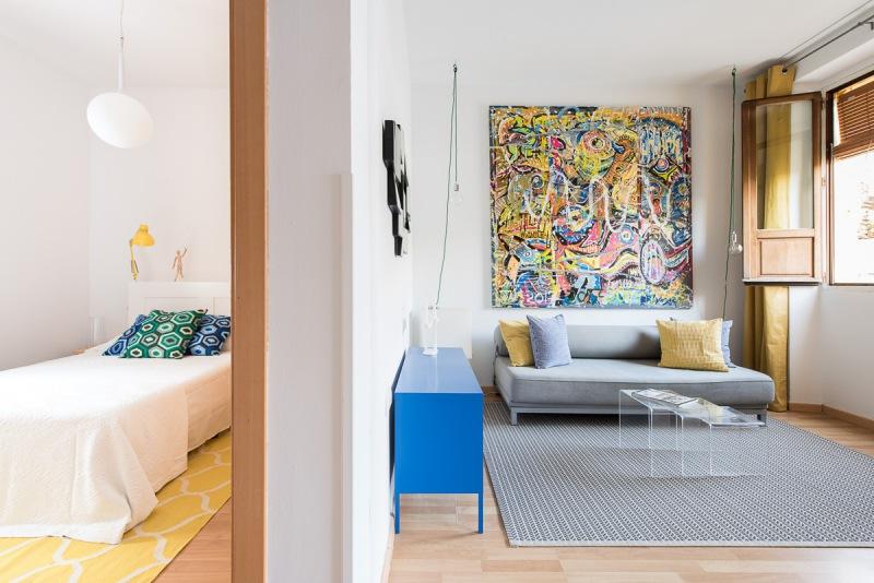 fotos de pisos en alquiler turístico