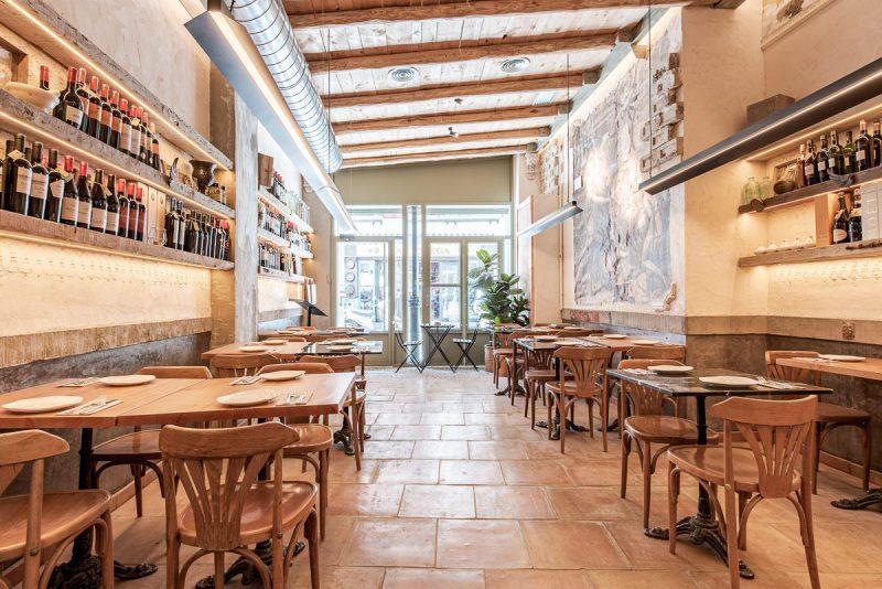 imágenes profesionales para restaurante Petra