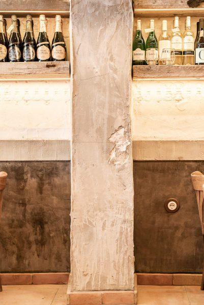 fotografía interiorismo restaurante petra