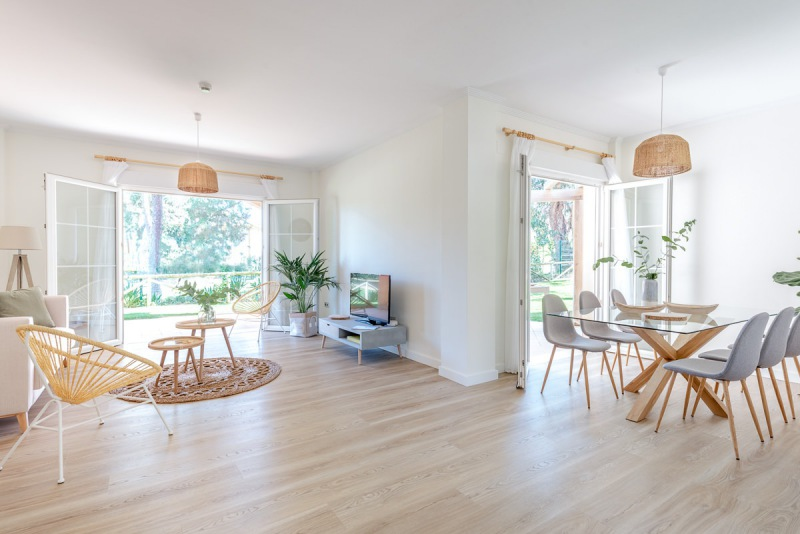 fotografia inmobiliaria para resorts | Ángeles Molina
