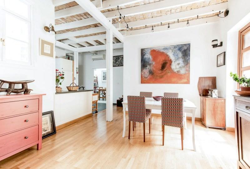 fotografía de interiorismo vivienda alameda